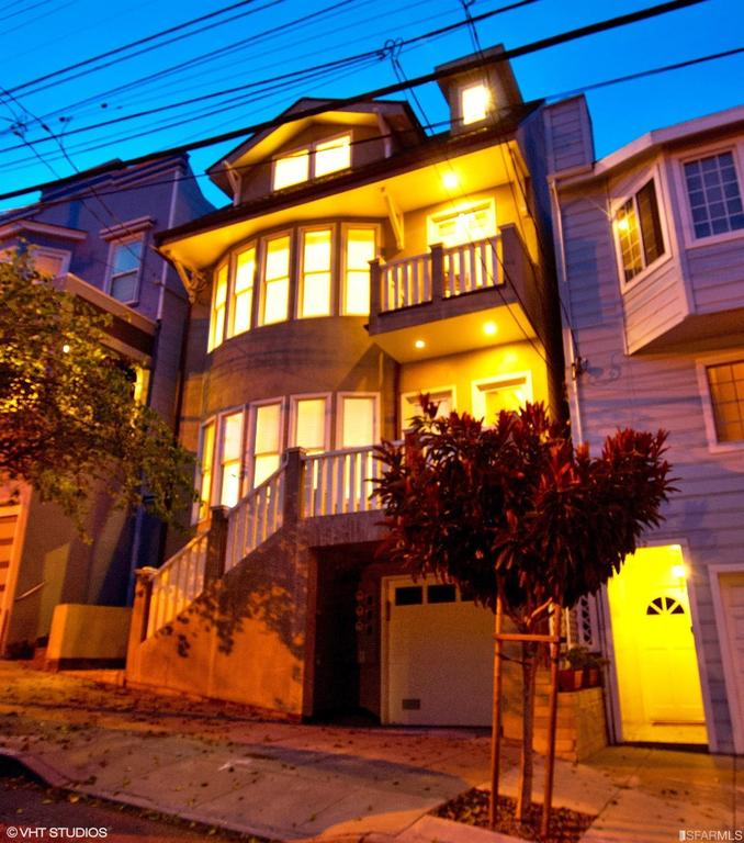 Photo of home for sale at 514 29th Street, San Francisco CA